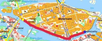 thai hornstull stockholm city karta
